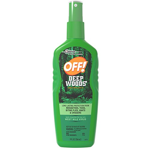 OFF! Deep Woods Insect Repellent VII 9 fl oz, Pack of 12