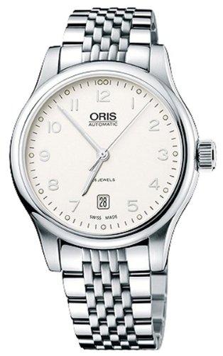 Oris Classic Date Mens Watch 733 7594 40 91 Mb
