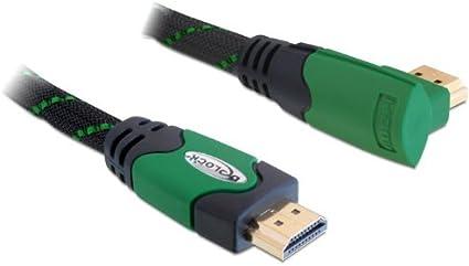 Delock High Speed Hdmi Kabel Mit Ethernet Computer Zubehör
