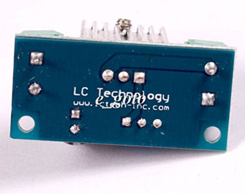 10PCS Power Module LM317 DC-DC Converters Buck Adjustable Linear Regulator