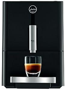 Jura 13626 Ena Micro 1 Automatic Coffee Machine, Micro Black