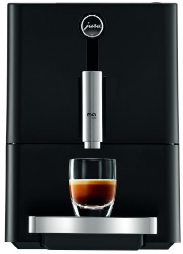 Jura 13626 Ena Micro 1 Automatic Coffee Machine, Micro Black (Jura A1 Bean To Cup Coffee Machine)