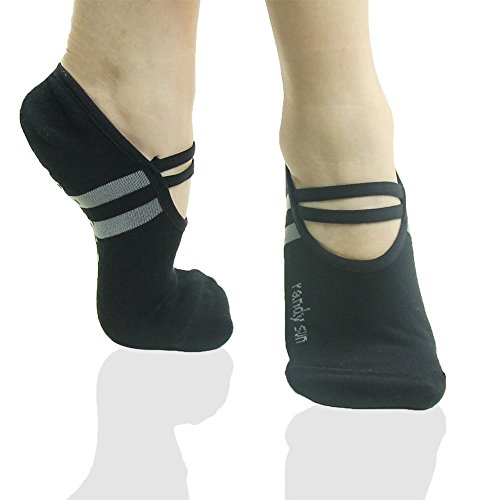 Yoga Pilates Grip Socks