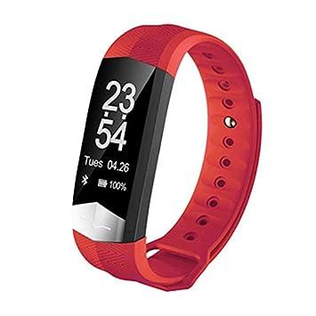 Ghding Pulsera Inteligente GPS y pulsometro,Fitness Sport Pulsera ...