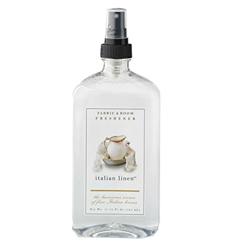 Fabric And Room Freshener, 17.75 oz (Pack Of 3) (Italian Linen) by Leaf
