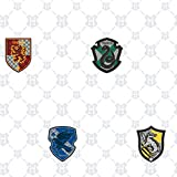 RoomMates Harry Potter House Crest Peel and Stick