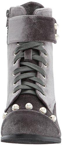 Women's Yoki Bata Ankle Grey Boot fqB1wq