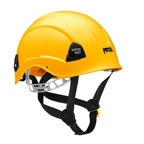 Petzl VERTEX BEST ANSI helmet Yellow A10BYA with a FREE drawstring storage bag by Petzl