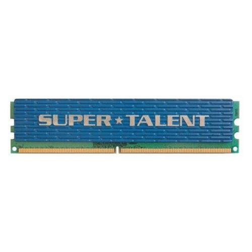 Super Talent Memory Module - SUPERTALENT Super Talent T800UA1GC5 DDR2-800 1GB 800MHz PC6400 CL5 Memory Module (SUPERTALENTT800UA1GC5 )