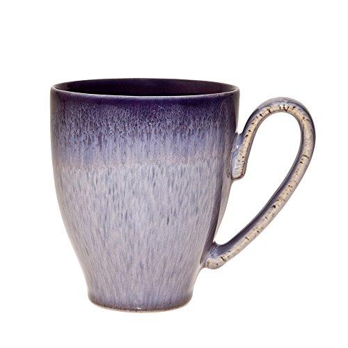 - Denby HEA-112 Heather Large Mug, Purple, Medium
