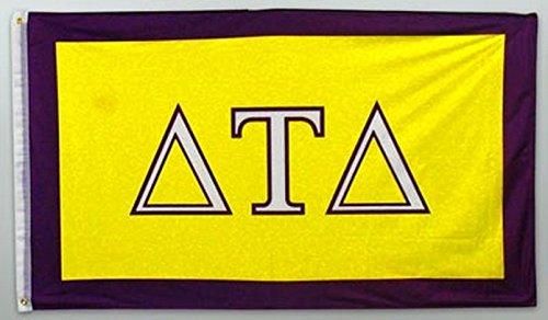 Delta Tau Delta 3′ X 5′ Flag