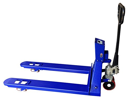 SAGA-Pallet-Jack-Scale-6600lb-x-1lb-Pallet-Jack-With-Digital-Scale-Brand-New-Pallet-Truck-Scale-FREE-SHIPPING-50-Mail-In-Rebate