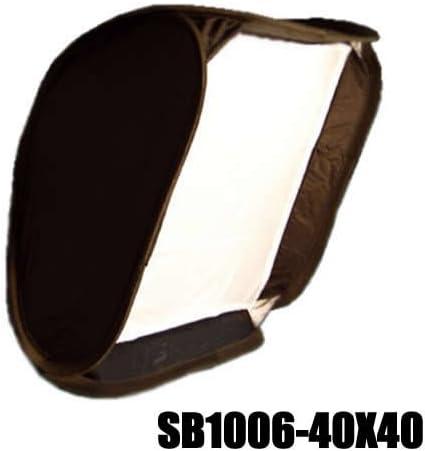 Caja de Luz Softbox Ventana DynaSun SB1006 40x40 Plegable con ...