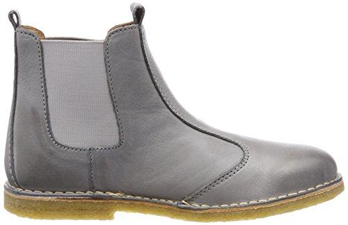 Bisgaard Unisex-Kinder Stiefelette Chelsea Boots Grau (Grey)