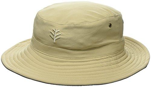 97e9e3502e6 Coolibar UPF 50+ Men s Voyage Reversible Bucket Hat - Sun Protective ...