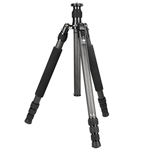 Sirui N-3204X Carbon Fiber N Series 4 Section Tripod Legs 69.7