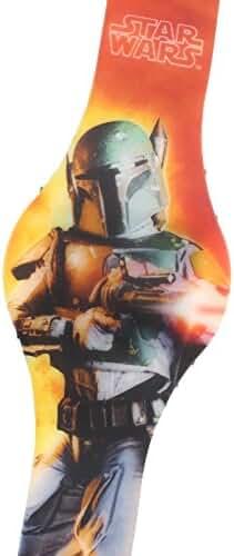 Star Wars Boba Fett Kids Digital LED Watch BOB1224