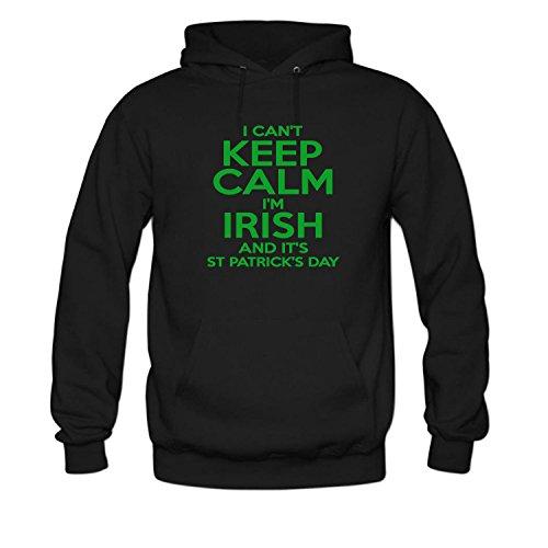 St Patricks Day Cool Apparel Shop Keep Calm Im Irish Sweatshirt