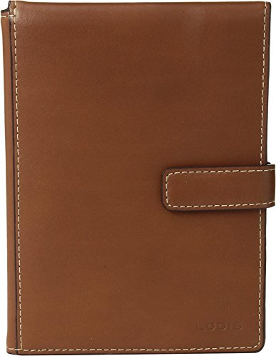 Lodis Audrey Passport Wallet with Ticket Flap (Sequoia) -