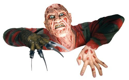 [Freddy Grave Walker Halloween Prop Haunted House Garden Yard Scary Creepy Decor] (Halloween Animatronics)