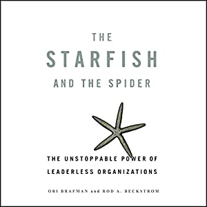 The Starfish and the Spider Audiobook