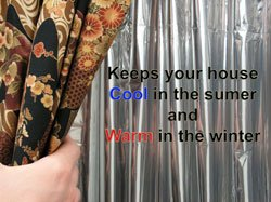 Solar Curtain 30x81 Amazoncouk Kitchen Home