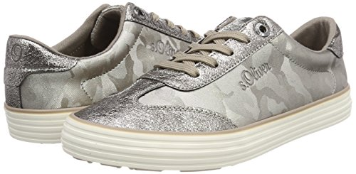 Silver S Low oliver pewter top 23646 Sneakers Women''s r8qYcyU48