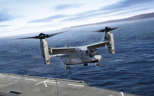1/350 Grade-Up Parts series No38 V-22 Osprey Set (Model V22)