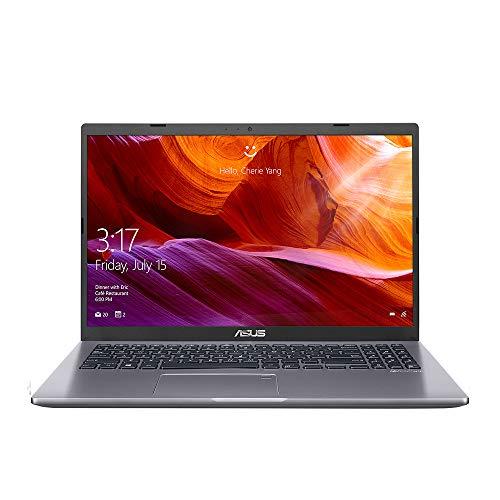 Asus Vivobook X509JB-EJ040T (Slate Gray) - Intel i5-1035GI 1.0 GHz, 4GB RAM, 512GB SSD, Nvida Geforce MX110 2GB, 15.6 inches, Windows 10, Eng-Arb-KB