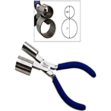 """Miland Double Cylinder Ring Bending Pliers 5/8""""- 1"""""""