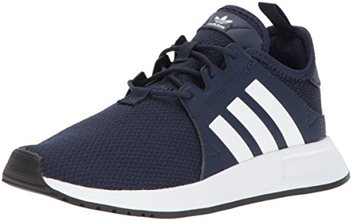 a753169d8 adidas Originals Boys' X_PLR J Running Shoe, Collegiate Navy White, 6 M US Big  Kid