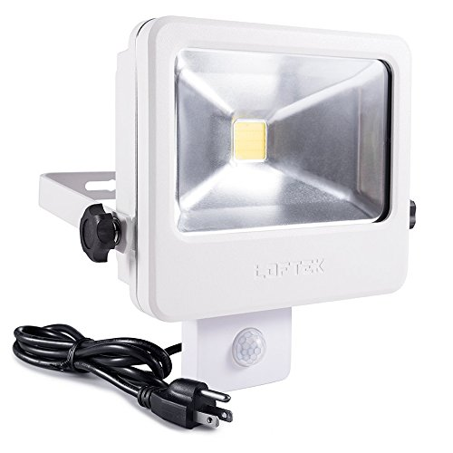 Motion Flood Light With Cord - 2