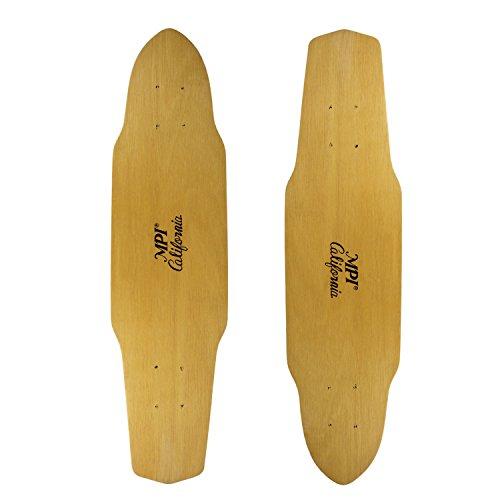 Vintage NOS 2-PACK MPI Old School Skateboard Deck Kicktail Cruiser 7.5