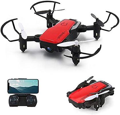 FLYTR Drone con Cámara 720P HD, Potensic RC Quadcopter RTF ...
