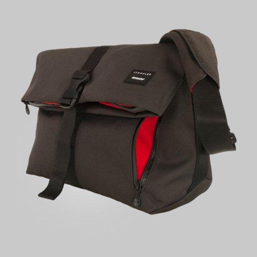 UPC 843991006046, Crumpler The Pinnacle of Horror Laptop Shoulder Bag (One Size, Gunmetal)