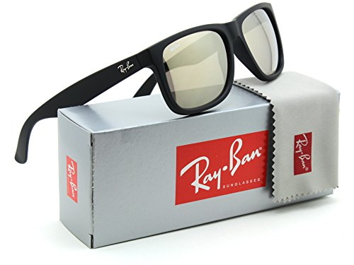 Ray-Ban RB4165 Justin Color Mix Unisex Mirror Sunglasses 622/5A - - Dealers Sunglasses Ray Ban