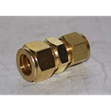 Allpoints 26-1223 Reducer Fitting Reducer Fitting, Gas Controls Brass Compression Fittings