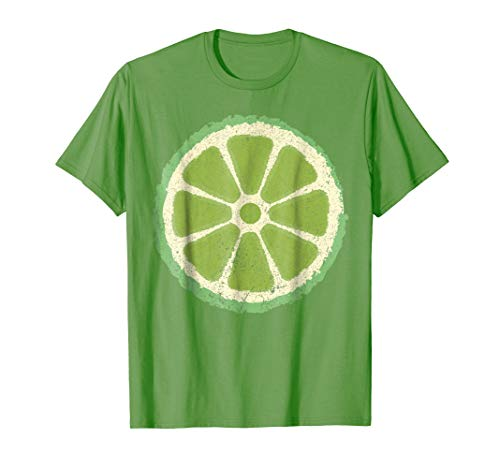 Awesome Halloween Costumes For Cheap (Green Lime Costume Shirt - Group Matching Halloween)