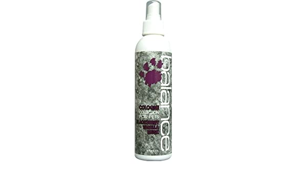 kenic Blackberry Vainilla Almizcle Pet Colonia, 8-Ounce: Amazon.es: Productos para mascotas