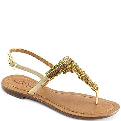 8569eaac0 Sandália Rasteira Verão 2019 Sapato Show 629  Amazon.com.br  Amazon Moda