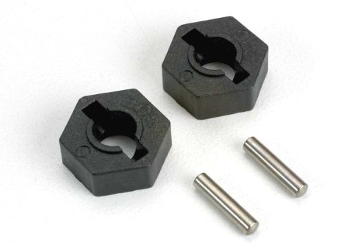 Traxxas 4954 Wheel Hubs and Pins (pair) ()