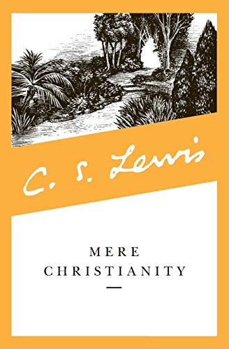 mere christianity by cs lewis - 1