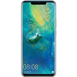 Huawei Mate 20 Pro 128GB LYA-L0C GSM Unlocked Phone w/ Triple Camera 40MP + 8MP + 20MP – Twilight