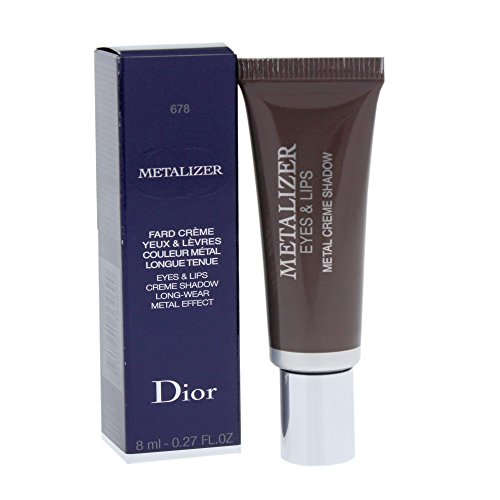 Christian Dior Metalizer Eye and Lips Cream Shadow, Bronze T