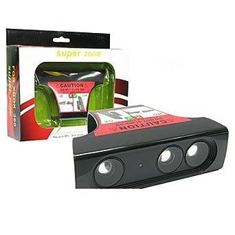 Xett Super Zoom para Microsoft Xbox 360 Kinect Sensor