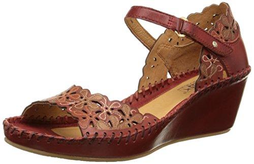Pikolinos Margarita 943 - Sandalias de vestir Mujer Rojo - rojo (Sandia)
