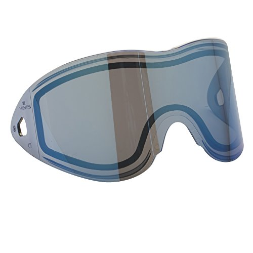 Empire Paintball Mask Lens, Blue - Empire Event Goggle