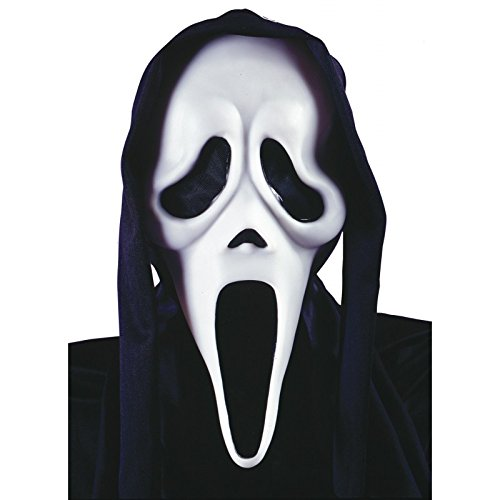 Scream Mask (Standard) (Scream Ghostface Costume)