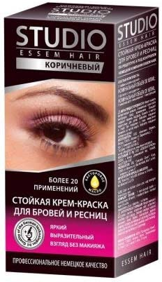 Studio Essem Hair - Tinte para cejas y pestañas (50 ml ...