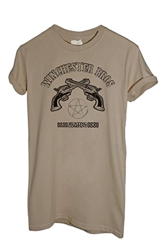 T-Shirt SUPERNATURAL WINCHESTER - FILM by iMage Dress Your Style